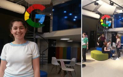 Özge - Google Eğitim - Adres Gezgini