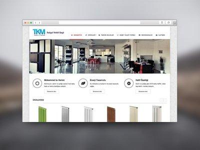 Web Tasarım TKM Enerji