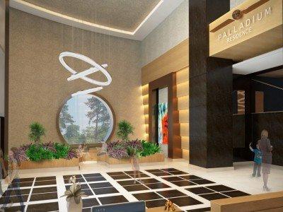 Palladium Residence - AdresGezgini