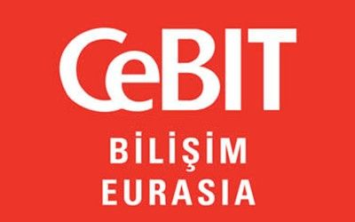 CeBIT Bilişim Eurasia Online Reklam Sponsoruyuz