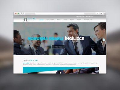 web-tasarim-letstalk