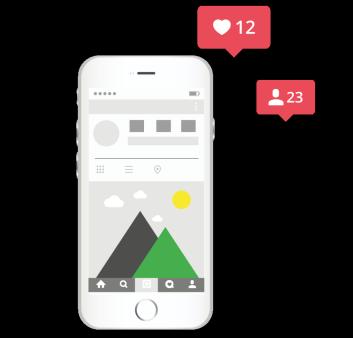 Instagram Reklamları - Adres Gezgini