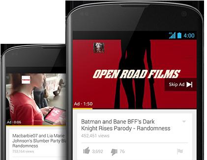 Youtube Reklamları - Adres Gezgini