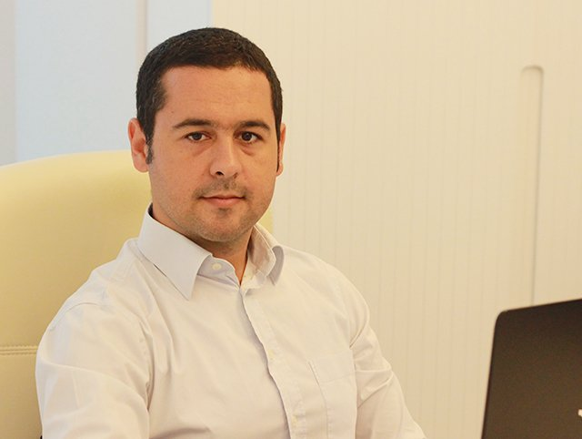 Dr. İlker Tanyer - AR GE Veri Analiz Ekibinden Sorumlu Yönetim Kurulu Üyesi
