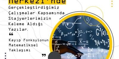 Kayıp Fonksiyonunun Matematiksel Yaklaşımı