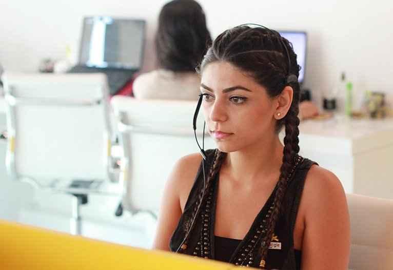 Fulya Top - Müşteri Temsilcisi