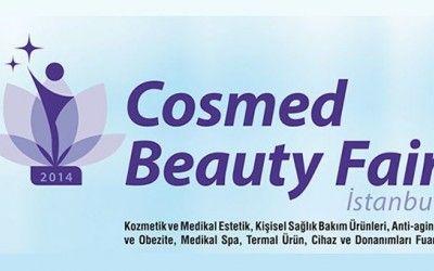 Cosmed Beauty Fair - AdresGezgini